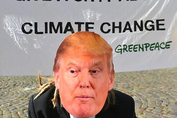 Trump hat einen Ausstieg aus dem Klimaabkommen angekündigt