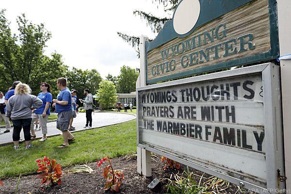 Otto Warmbier starb in seiner Heimat in Wyoming