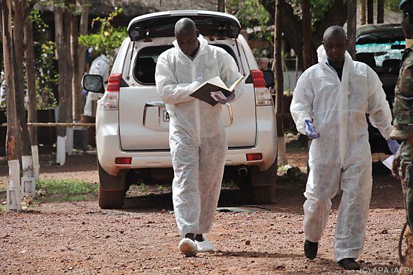 Anschlag auf ein bei Ausländern beliebtes Hotel
