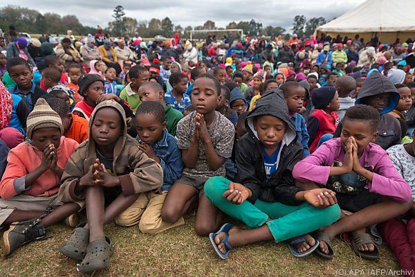 Weltbevölkerung steigt bald auf 9,8 Milliarden