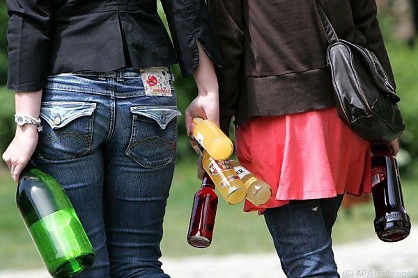 Alkohol bei Jugendlichen immer wieder ein Problem