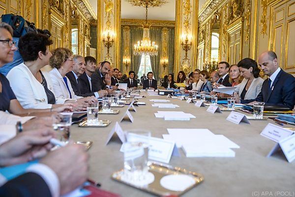 Französische Regierung bringt neues Anti-Terror-Gesetz auf den Weg