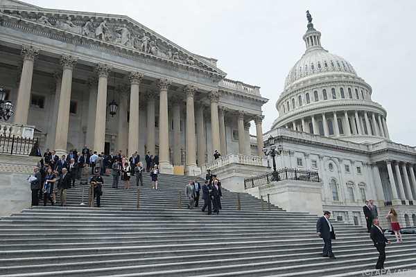 Nächste Runde im Streit um US-Krankenversicherung
