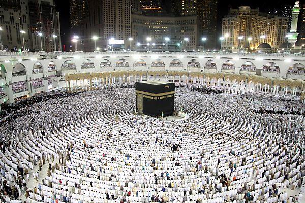 Saudische Sicherheitskräfte verhindern Anschlag in Mekka