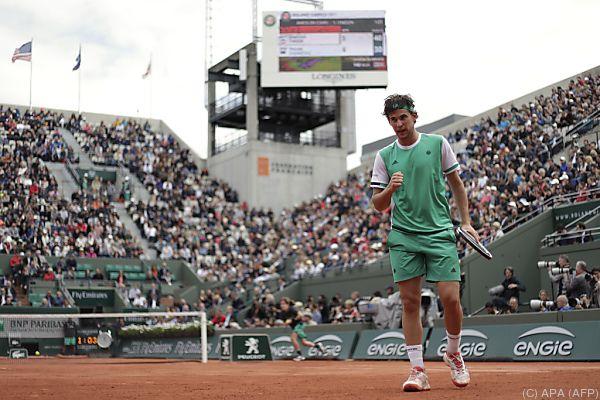 French Open: Wawrinka im Final gegen Nadal