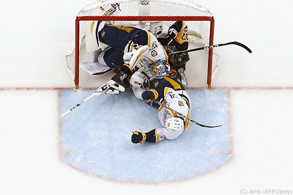 Spiel Fünf im Stanley-Cup-Finale in Pittsburgh
