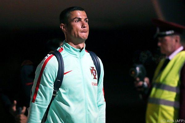 """Cristiano Ronaldo hat """"ein ruhiges Gewissen"""""""