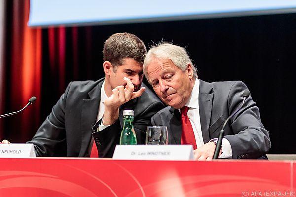 Windtner führt den ÖFB seit dem Jahr 2009