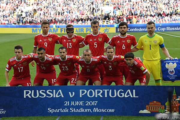 Portugal und Mexiko im Confed-Cup-Semifinale