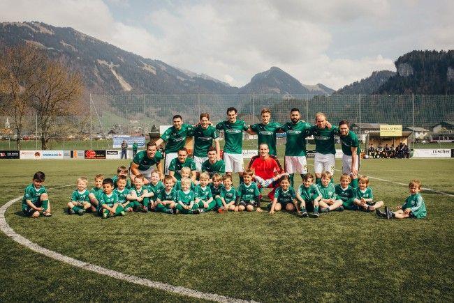 Letztes Heimspiel des Wälderhaus VfB Bezau
