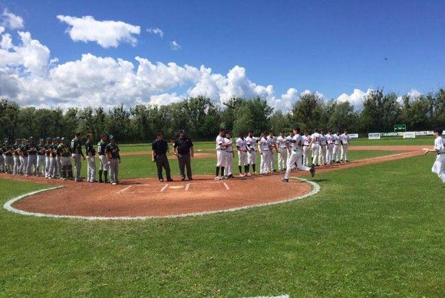 Baseball League Austria: Hard vs. Kufstein Samstag 13Uhr