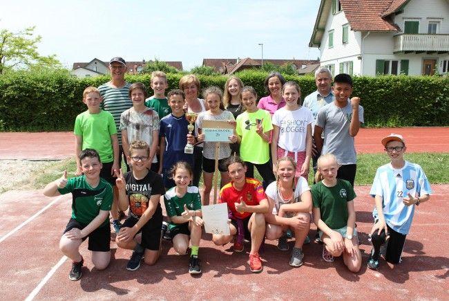 Landesrekord für NMS Alberschwende
