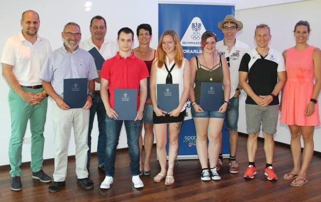 Zwanzig neue Übungsleiter von Lisl Kappaurer begeistert