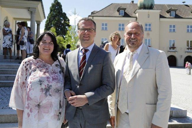Die Bürgerwache Rottenburg am Neckar zu Besuch in Hörbranz