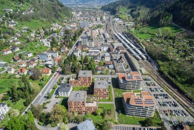 Feldkirch hat große Pläne mit dem Bahnhofsbezirk.