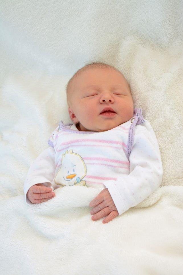 Wir wünschen der Kleinen einen tollen Start ins neue Leben!
