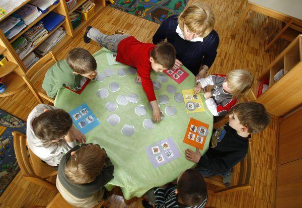 Vorarlbergs Unternehmen stellen bereits 405 Kinderbetreuungsplätze