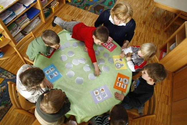 Vorarlbergs Betriebe betreiben derzeit 15 Kinderbetreuungsstellen und drei Kindergärten.