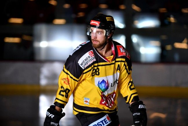 Andreas Nödl wird weiter bei den Vienna Capitals spielen.