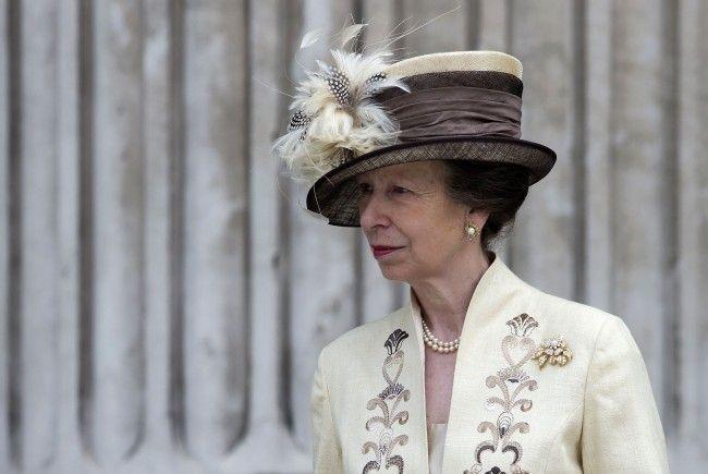 Prinzessin Anne kommt im Juni nach Wien.