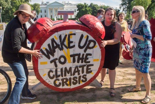 Klimavertrag - EU setzt weiter auf Abkommen von Paris