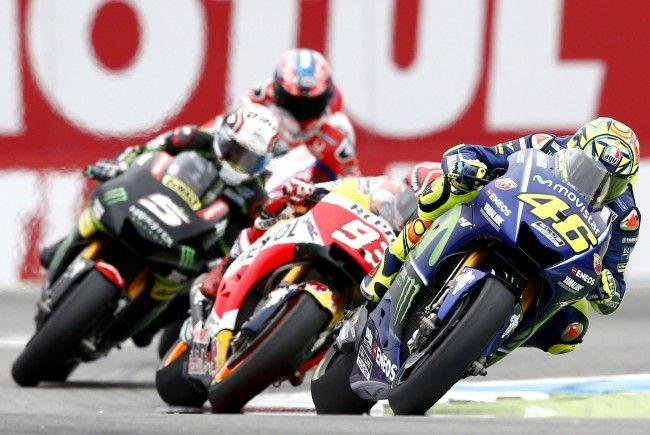 Zur Halbzeit ist der Kampf um die Motorrad-Weltmeisterschaft offen wie nie.