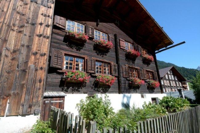 Das Alpin- und Tourismusmuseum in Gaschurn.