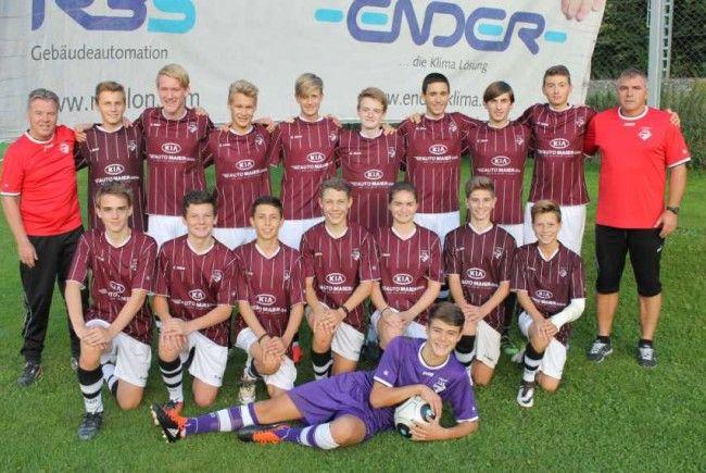 U16 Halbfinale: TSV Altenstadt nach Elfermeter-Krimi weiter