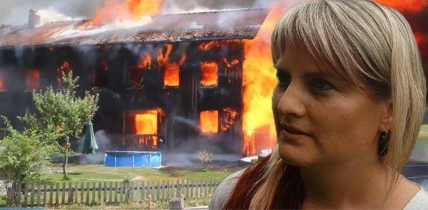 Nach Großbrand: Versteigerung für die Familie Kathan