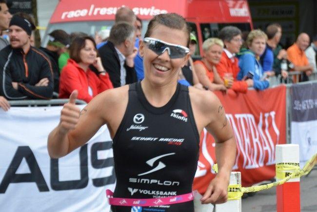 Bianca Steurer starke Vierte