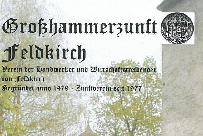 Brunnenfest der Großhammerzunft Feldkirch am 17. Juni 2017