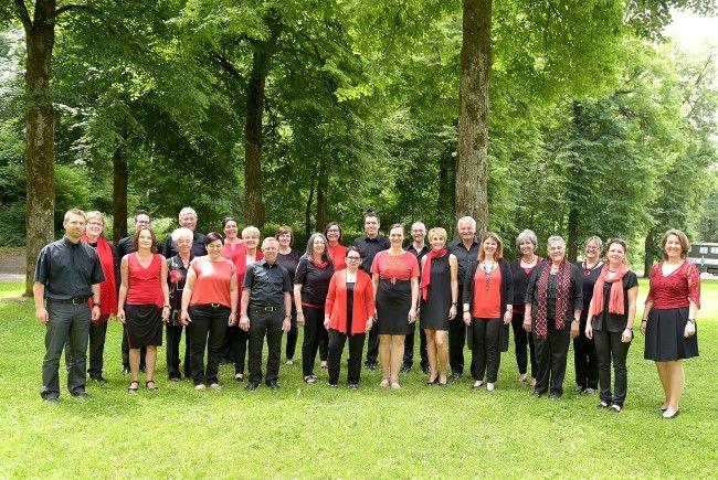 Die Chorgemeinschaft Cantemus gestaltet die Sonntags-Messe am 2. Juli musikalisch mit.