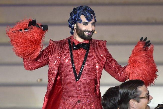 Entertainerin Conchita zeigt sich erfreut über die Entscheidung in Deutschland