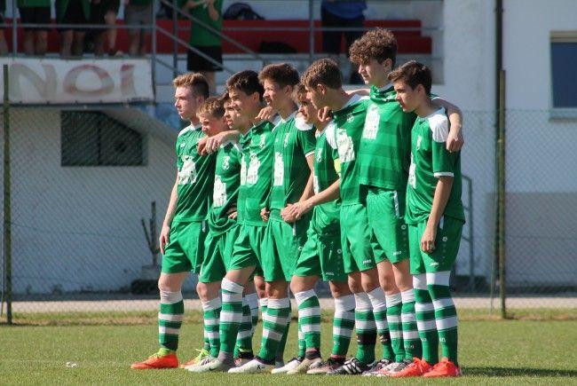 Hella Dornirner SV im mit knappen 2:1 Sieg gegen TSV Altenstadt