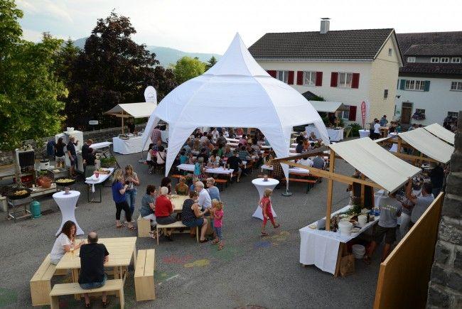"""""""Doren genießt"""" ist Green-Event zertifiziert. Die erste Veranstaltung in diesem Jahr findet am 7. Juli ab 17 Uhr statt."""