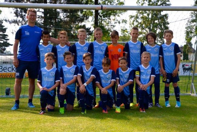 FC Hard U12 – Meister 2017