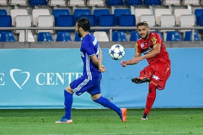 Altach startet mit Zuversicht in Europa League