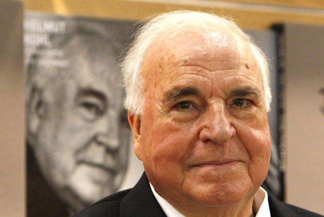 Kohl starb im Alter von 87 Jahren.