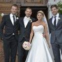 Hochzeit von Sarah Burger  und Christian Wolf