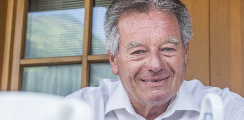Gaschurner Alt-Bürgermeister Heinrich Sandrell rechnet im Sonntags-Talk ab