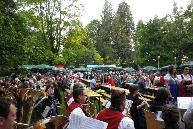 s`Dorf im Park – Dorffest