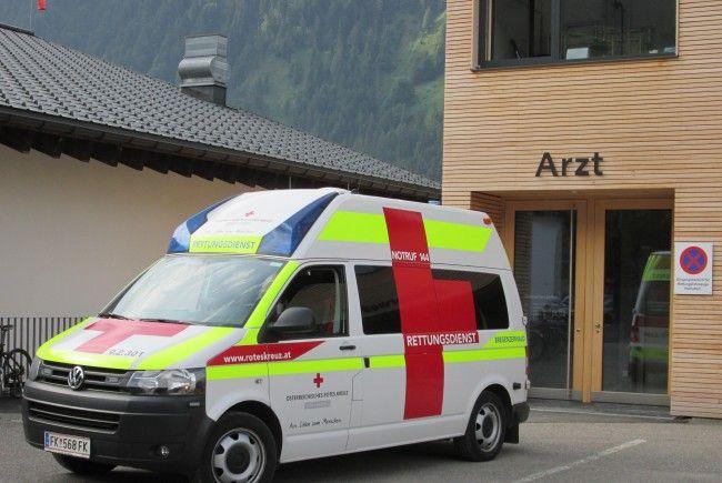 Anfang des Jahres hat der neue Gemeindearzt Dr. Andreas Wüstner seine Praxis in Schoppernau eröffnet.