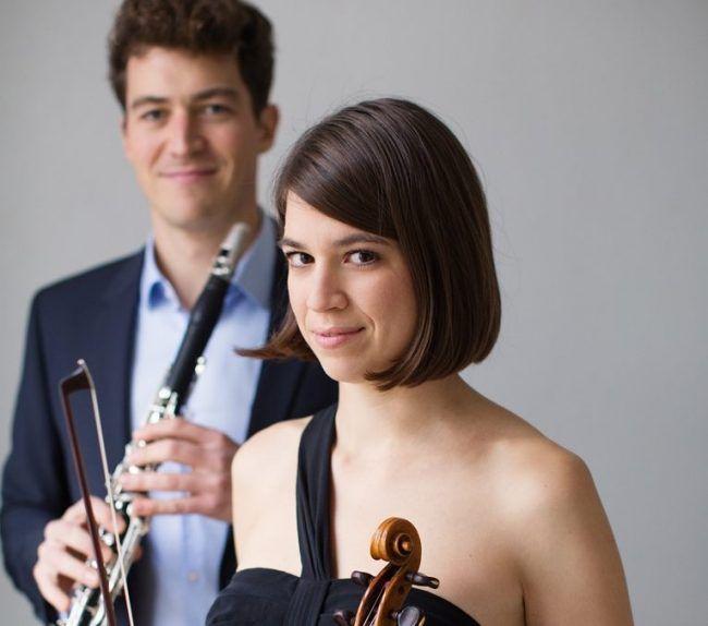 Alex Ladstätter und Natalia Sagmeister