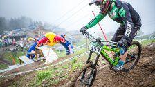 MTB Downhill-Cup in Brand mit viel Action