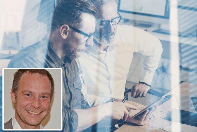 """Die """"Digitale Revolution"""": Martin Hundertpfund bei der #IAW17"""