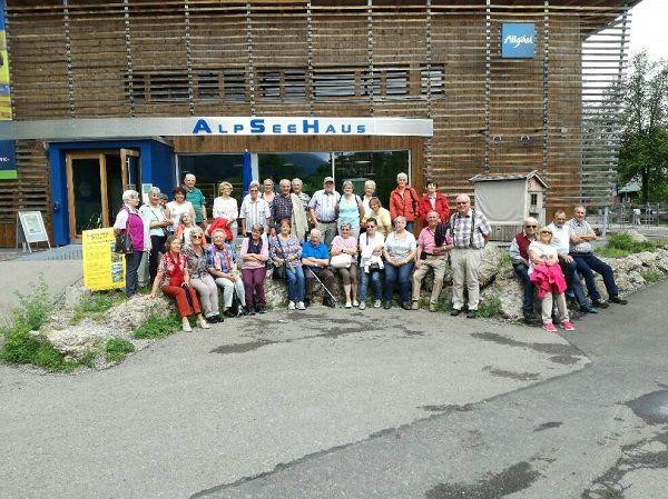 Naturpark-Ausflug des PVÖ Rheindelta