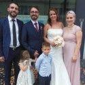 Hochzeit von Belinda Sailer und Emanuel Bauer