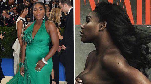 So schön ist Serenas Baby-Bauch
