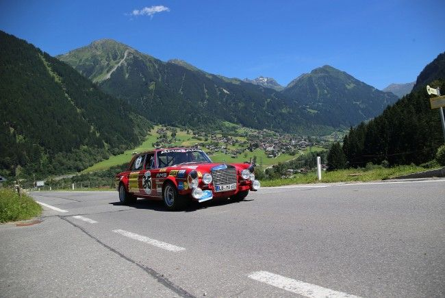 Silvretta Classic Rallye Montafon