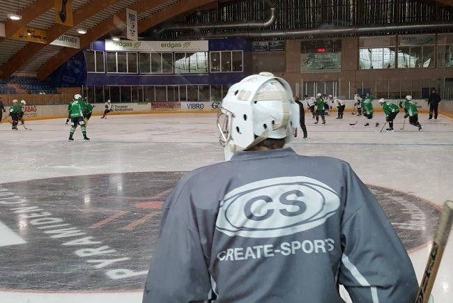 Wälder trainieren in Romanshorn schon auf Eis